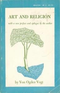 Art & Religion, by Von Ogden Vogt