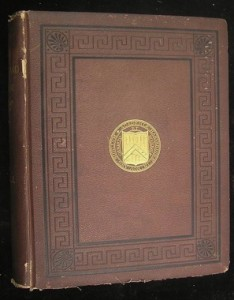 The Harvard Book, cover