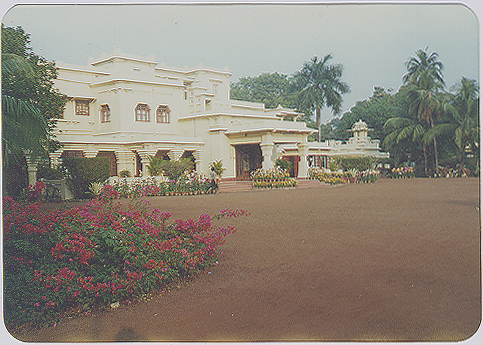 Udayan in 1997, now the Rabindranath Tagore Museum, open to the public