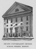 Second Universalist Church