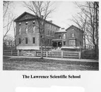The Lawrence Scientific School
