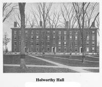 Holworthy Hall