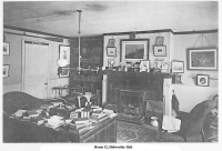 Room 12, Holworthy Hall