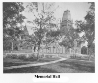 Memorial Hall