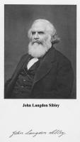 John Langdon Sibley