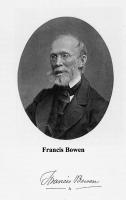 Francis Bowen