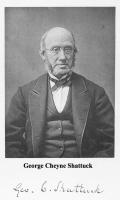 George Cheyne Shattuck