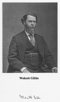 Wolcott Gibbs