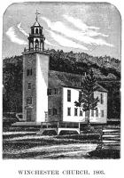 The Winchester Church, 1803