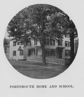Portsmouth home and school.