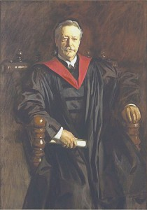 Abbot Lawrence Lowell President from 1909-1933
