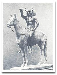 Medicine Man (1899) Fairmount Park, Philadelphia PA