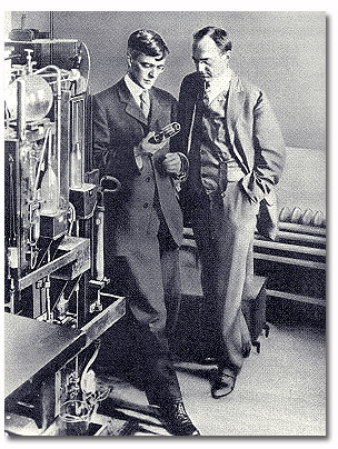 Langmuir and Whitney