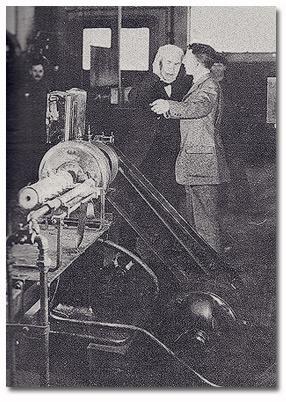 Coolidge and Edison