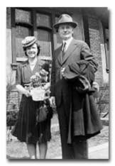 E. Burdette and Irene Backus
