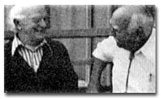 Linus Pauling and Stephen Fritchman.
