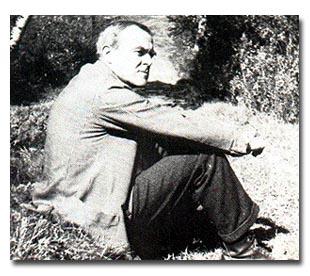 Grenville Clark in Dublin, New Hampshire, circa 1937.