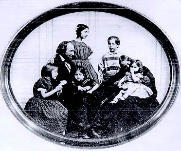 Family of Thomas Hill.