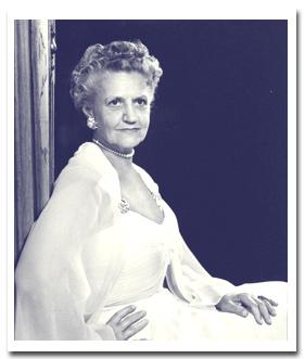 Kynie Gannett, circa 1955.