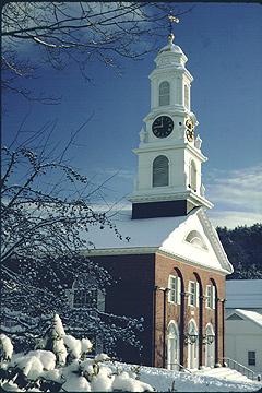 Morisons' church