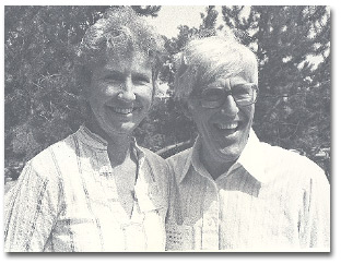 Freda and Paul (From the Unitarian Universalist Minister Files, Andover-Harvard Theological Library, Harvard Divinity School, Cambridge, MA.)