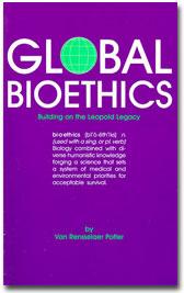 """""""Global Bioethics"""""""