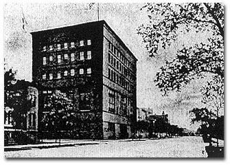 Abraham Lincoln Centre