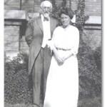 Rowena Morse and Newton Mann