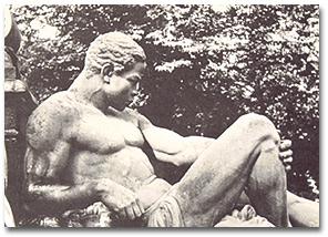 Schweitzer statue