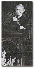 Preaching in the First Unitarian Church of Cincinnati, Ohio, on Sophia Lyon Fahs Day, March 8, 1959.