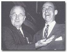Truman and Stevenson
