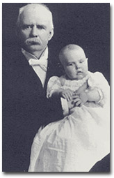 Stevenson and grandfather