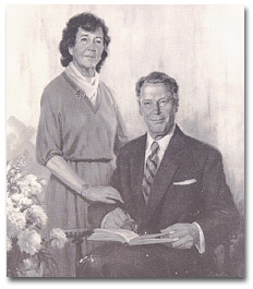 Vilma and Don Harrington