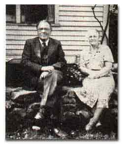 Dr. and Mrs. Cannon in Franklin, NH
