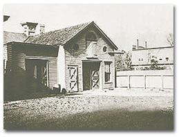 Steinmetz's carriage house
