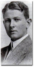 Sewall as a student