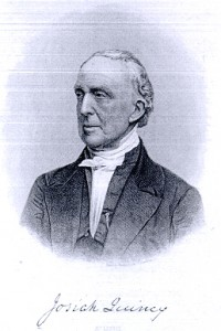 Josiah Quincy