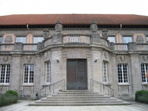 The Library at Universität Tübingen