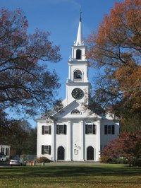 First Church and Parish in Dedham, Massachusetts