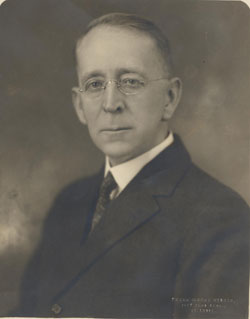 Portrait of George Rowland Dodson