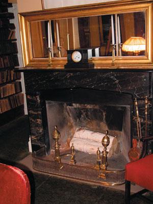 Emerson's Home in Concord