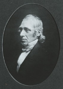 Bronson Alcott. Courtesy of the concord Free Public Library