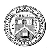 The Second Harvard Seal, 1650.