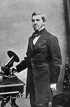 Dr. Oliver Wendell Holmes
