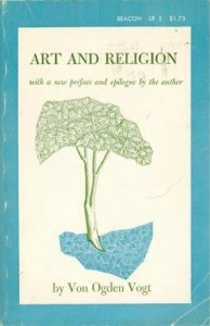 Art & Religion, by Von Ogden Vogt