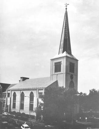 The Meeting House in 1980.