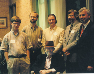 Charles Hartshorne and colleagues
