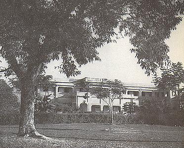 Cheena Bhavana: Hall of Sino-Indian Studies