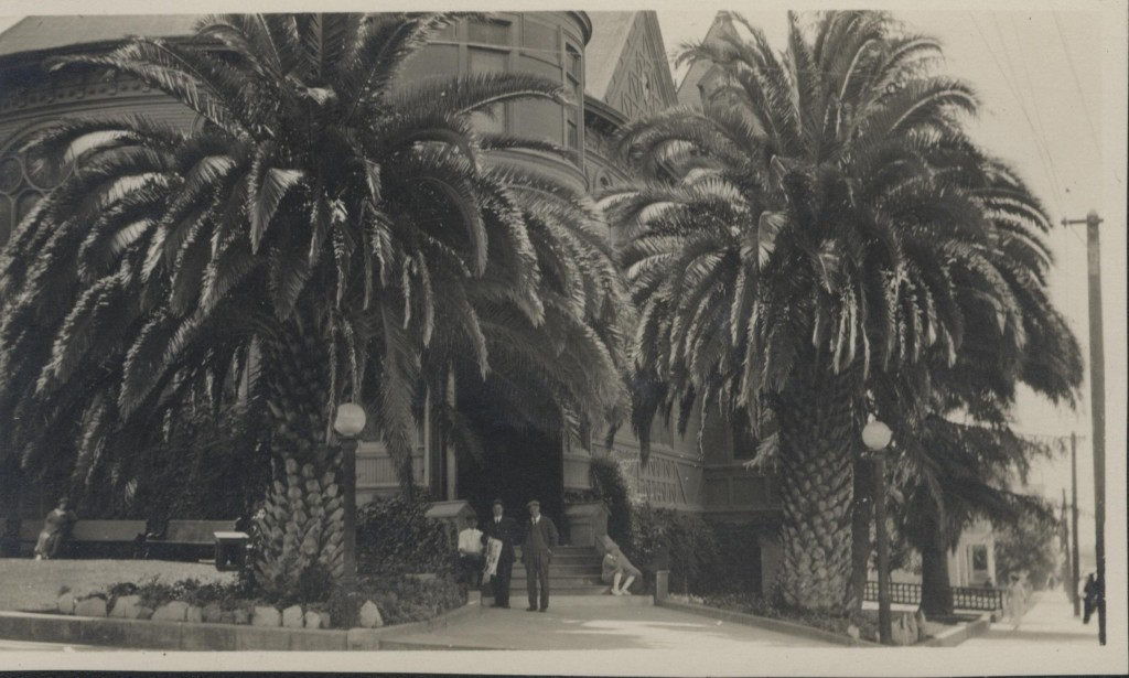 Universalist Church Convention Pasadena CA July 1915