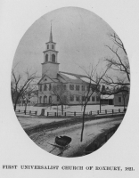First Universalist Church of Roxbury, 1821